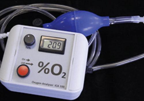 Oxygen Meter 5 years