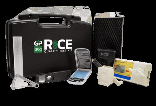 GrainPro & IRRI Rice Quality Test Kit